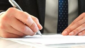 Sixième conseil : gardez tous les documents en ordre