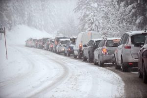 Snow and how to prevent accidents