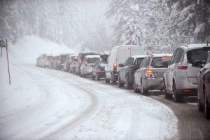 La neige et la prévention des accidents