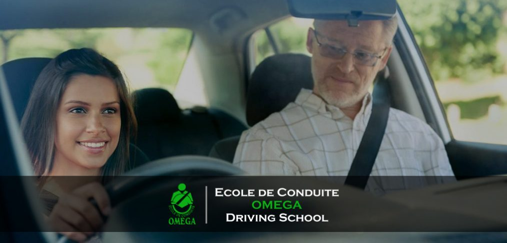 Driving school in Sherbrooke for professionals