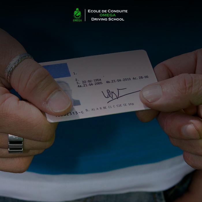 Phase 1 Obligation d'obtenir un permis de conduire
